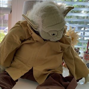Disney Yoda Backpack